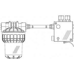 Держатель датчика PH с монтажным комплектом / Etatron арт. KPA2000101ER