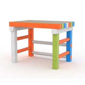 Детский игровой столик ПТК Спорт (жесткий ПВХ) Цвет: мульти арт. 011-2314
