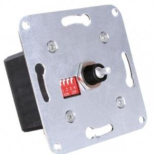 Диммер/переключатель освещения Hugo Lahme для одноцветных прожекторов LED 2.0/LED 12/24 В арт. 536052