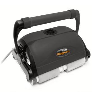 Донный очиститель автоматический Aquatron Magnum с пультом, тележкой и кабелем 30 м. арт. MAGNUM