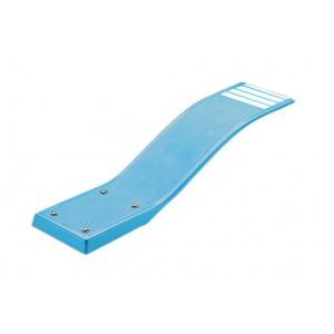 Доска гибкая AstralPool Dolphin для прыжков в воду (трамплин), 1,6 х 0,35 м, стеклопластик арт. 00076
