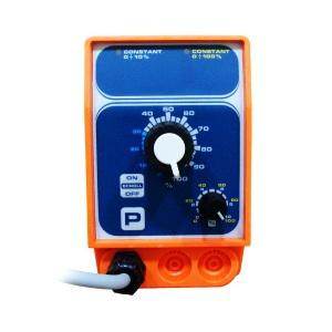 Дозирующий насос Emec универсальный 5 бар 10 л/ч с ручной регулировкой (KCOPLUS0510) арт. KCOPLUS0510