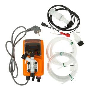 Дозирующий насос Emec универсальный 5 л/ч c ручной регулировкой (VMSMF1005FP) арт. VMSMF1005FP