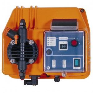 Дозирующий насос Etatron DLS-VFT 50 л/ч, 3 бар, 230 В арт. PDL0419001