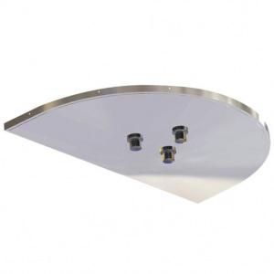 Душ AstralPool Gold Rain с 1 краном для холодной воды арт. 41258