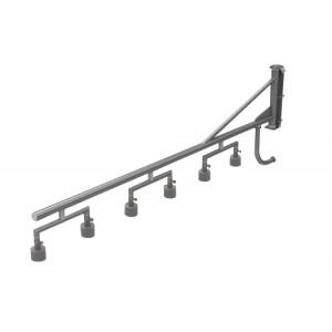Душ AstralPool Vichy Arm Rot с кроватью и 6 насадками арт. 46025