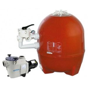 Фильтр (900 мм, 30 м3/ч) (боковое подсоед.) Kripsol Balear BL 900 (комплект)