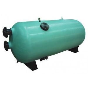 Фильтр 106 м3/ч 'Horizontal', D=1200 мм, L=2500 мм, 40 м3/ч/м2, фланец 160 мм, шпульная навивка (IML) арт. 133040008