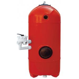Фильтр д=760 мм, 22 м3/ч Kripsol San Sebastian SSB 760.C (в комплекте с вентилем боковым 2′) /SSB 760.C арт. SSB 760.C