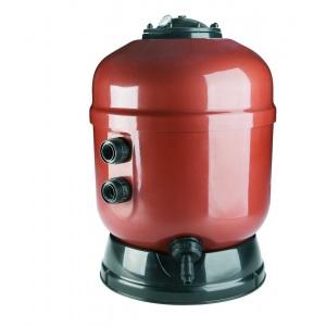 Фильтр ламинированный AstralPool Atlas без вентиля с боковым подключением, 750 мм, 22 м3/ч, соединение 2′, трубчатый коллектор, высота засыпки 0,6 м арт. 36598-0100