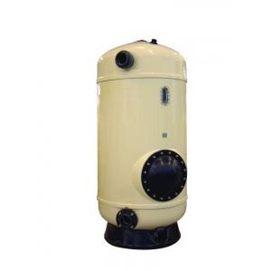 Фильтр ламинированный AstralPool Norma без вентиля, 1200 мм, 34 м3/ч, соединение 140–140 мм, пластинчатый коллектор, высота засыпки 1,2 м арт. 08145P