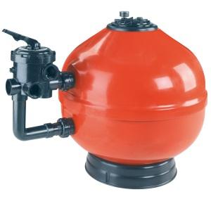 Фильтр ламинированный AstralPool Vesubio без вентиля с боковым подключением, 750 мм, соединение 2′, 22 м3/ч арт. 15787-0100