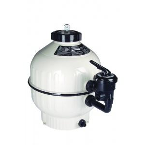 Фильтр литой AstralPool Cantabric без вентиля с боковым подключением, 500 мм, соединение 1 1/2′, 9 м3/ч арт. 15782-0100