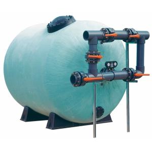 Фильтр мотаный горизонтальный AstralPool Rodas без вентиля с боковым подключением
