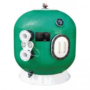 Фильтр шпульной навивки Д.1800 мм, 125 м³/час, подключение 6′, сопл. Pool King /K1800с/ арт. K1800с