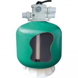 Фильтр шпульной навивки Д.450 мм, 8 м³/час, верхнее подключение 1½' Pool King /EPW450/ без вентиля арт. EPW450