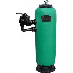 Фильтр шпульной навивки Д.450 мм., 5,6 м³/ч высота загр. 0,75 м, боковое подключение 1½' Pool King /НРS13450/ без вентиля арт. HPS13450