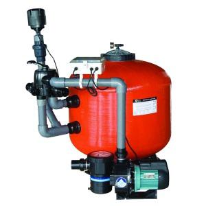 Фильтровальная система для прудов Emaux KOK-80, 35 м³/час, диаметр 1220 мм арт. KOK-80