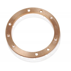 Комплект фланца и уплотнения Hugo Lahme для массажной форсунки и всасывающего элемента арт. 8674250