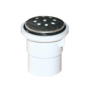 Форсунка донная аэромассажная с накл. из нерж. стали (плитка) Waterway (670-2380)