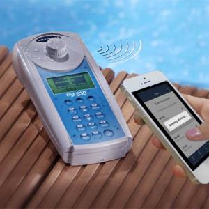Фотометр Lovibond PM630 22 в 1 Bluetooth для измерения широкого спектра параметров воды в бассейне арт. 66910