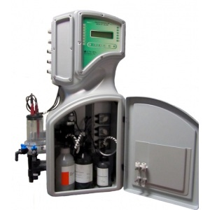 Фотометрический контроллер свободного хлора, температуры, рН и редокс-потенциала Steiel арт. 80509203-AQM