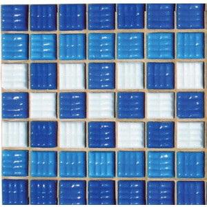 Фриз 08 из стеклянной мозаики Aquaviva