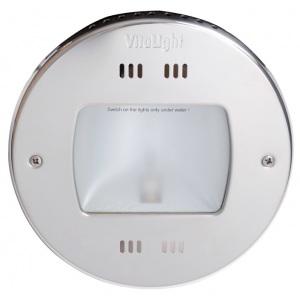 Галогеновый прожектор Hugo Lahme 175 Вт, 30 В круглая рамка Ø270 мм из нержавеющей стали, кабель 2,5 м, / 4500 люмен арт. 4160020