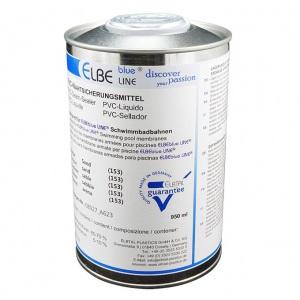 Жидкий ПВХ Elbtal (уплотнитель швов), 950 мл, антрацит (antracite)