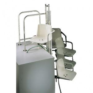 Кресло й комплект для гидравлического лифта-кресла AstralPool арт. 28622