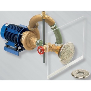 Гидромассажная установка Hugo Lahme Combi-Whirl B (Комплект) в составе: арматура