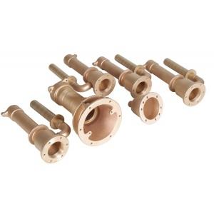 Гидромассажная установка тип Standart 4, комплект закладных, 4 стеновые дюзы, 1 Hugo Lahme арт. 8696150