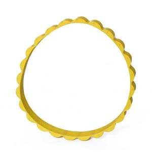 Гусеница Zodiac Sweepy M3, цвет желтый арт. W0162A