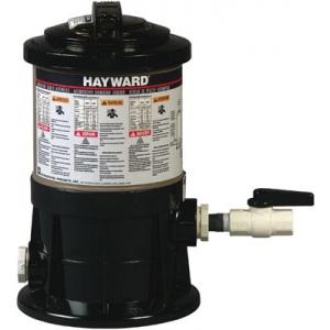 Хлоратор-полуавтомат Hayward, загрузка 7 кг, на байпас (C0250EXPE) арт. C0250EXPE