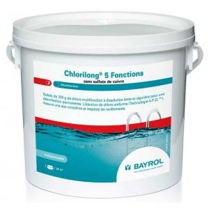 Хлорилонг 200 25 кг Bayrol