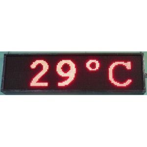 Информационное табло ПТК-Спорт ТИн2.4К-З(К-С) с двухцветной индикацией