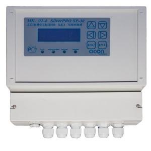 Ионизатор Acon SilverPRO 30.2 для общественных бассейнов до 750 м³