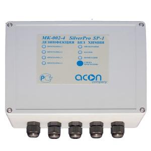 Ионизатор Acon SilverPRO Light Junior для частных бассейнов до 12 м³
