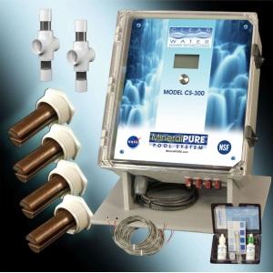 Ионизатор ClearWater CS-300 цифровой