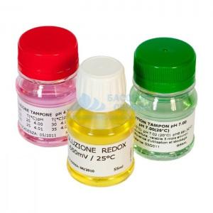 Калибровочный (буферный) раствор CD 12880 µS/CM, 500 мл / Etatron арт. ASZ0001001