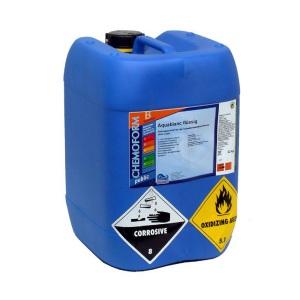 Chemoform Аквабланк активный жидкий кислород с альгицидом 30 кг /0593030 арт. 593030