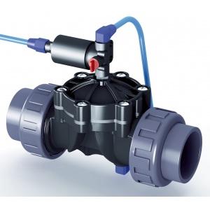 Клапан гидравлический предохранительный AstralPool с двойным шланговым соединением BSP 1 1/2′ арт. 41899