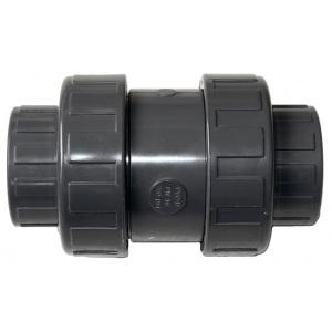 Клапан обратный Plimat, 50 мм