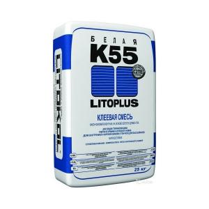 Клей Litokol Litoplus K55 для мозаики и плитки