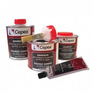 Клей ПВХ Cepex 125 мл. без кисти арт. 02429