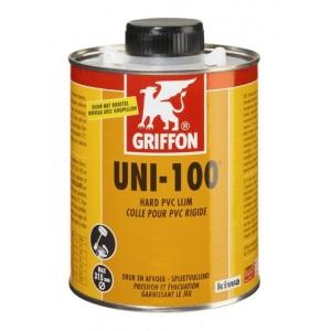 Клей для ПВХ Griffon UNI-100 1 л (6111052) арт. 6111052