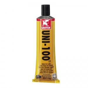 Клей для ПВХ Griffon UNI-100 0,125 л (6111020) арт. 6111020