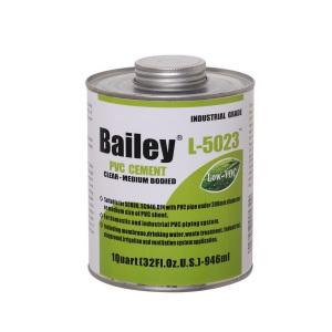 Клей для труб ПВХ большого диаметра Bailey L-5023