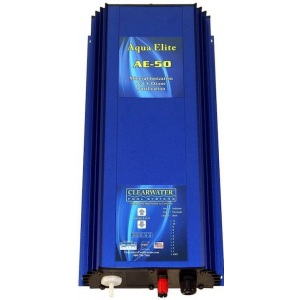Комбинированная установка обработки воды ClearWater Aqua Elite 50 (3 в 1: озонатор