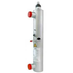 Компактная установка УФ-обработки воды ЛИТ Advanced с контролем УФ интенсивности DUV-1А250-N ADV